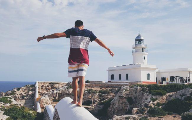 Menorca Es Mercadal lighthouse