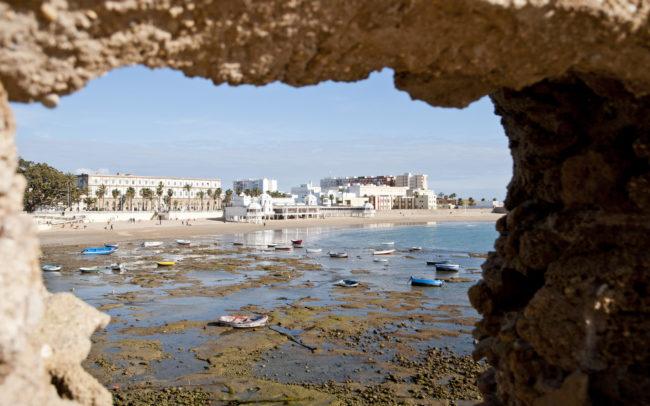 La Caleta, Cádiz