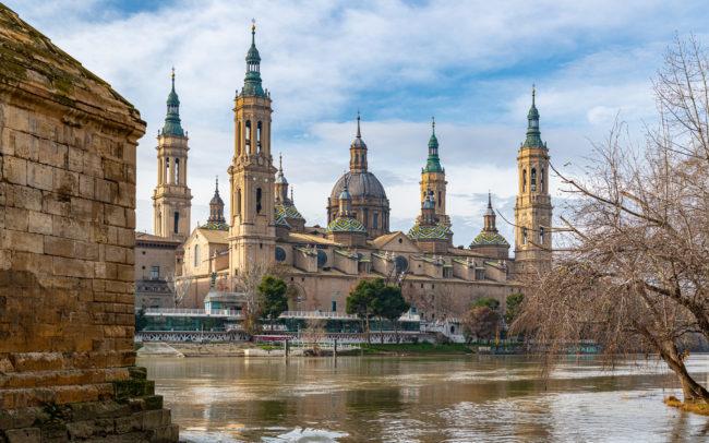 Zaragoza, Basilica Nusetra Señora del Pilar