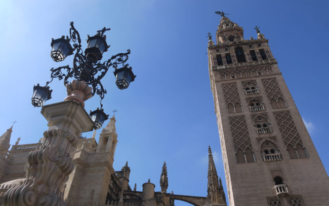 La Giralda, cathedral tower