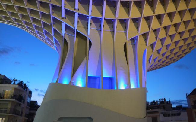 Las Setas, Sevilla centre